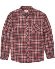 Men's Billabong Freemont Flannel Long Sleeve Shirt