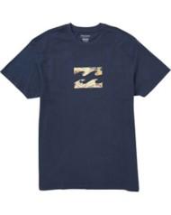 Men's Billabong Team Wave Short Sleeve Shirt
