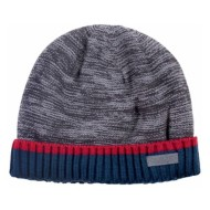 Grade School Boys' Nano Heathered Pom Beanie