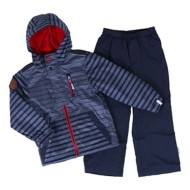 Toddler Boys' Nano Light Blue Mix Jacket