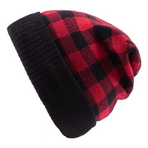 Todder Boys' Nano Reversible Knit Hat
