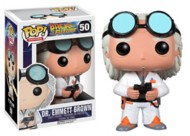 Funko Pop! Movies: Back to the Future - Dr. Emmett Brown
