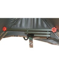 HME Ground Blind Bow Holder