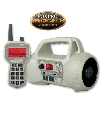 FOXPRO Crossfire Electronic Call and Remote