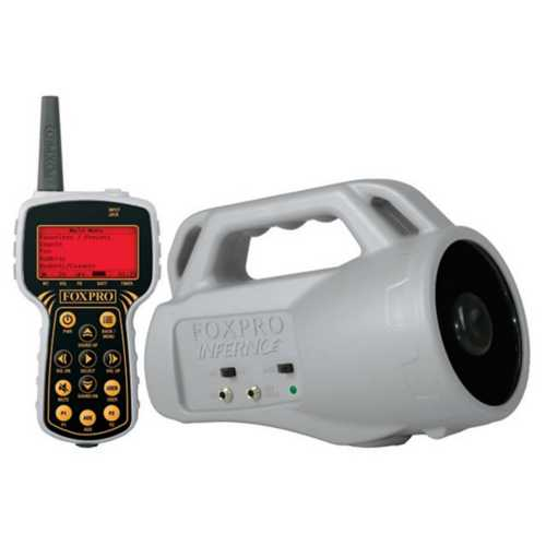 FOXPRO Inferno with Remote Electronic Call