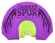FOXPRO Crooked Spur Series Purple V-Fang Turkey Mouth Call