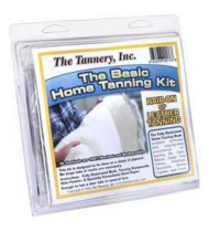Tannery Basic Home Hide Tanning Kit