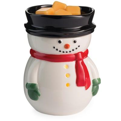 Candle Warmers Etc. Frosty Illumination Fragrance Warmer