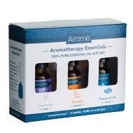 Airomé Aromatherapy Essentials Essential Oil Giftset