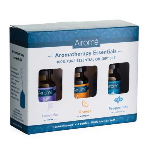 Airomé Aromatherapy Essentials Essential Oil Giftset