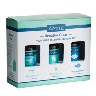 Airomé Breathe Clear Essential Oil Giftset