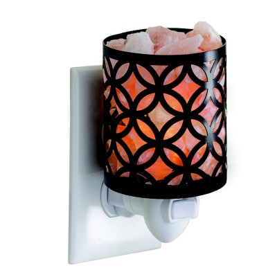 Airomé Kiara Himalayan Salt Basket Pluggable