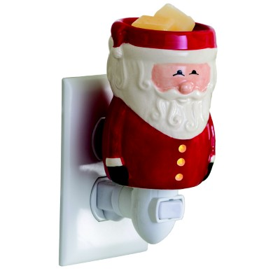 Candle Warmers Etc. Santa Claus Pluggable Fragrance Warmer