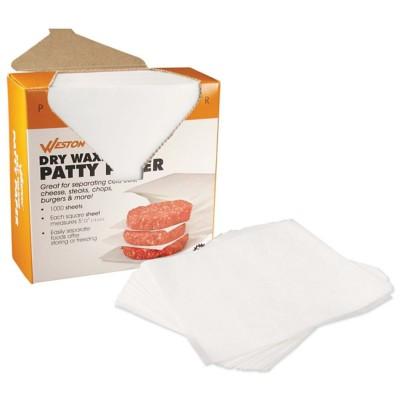 Weston Patty Paper