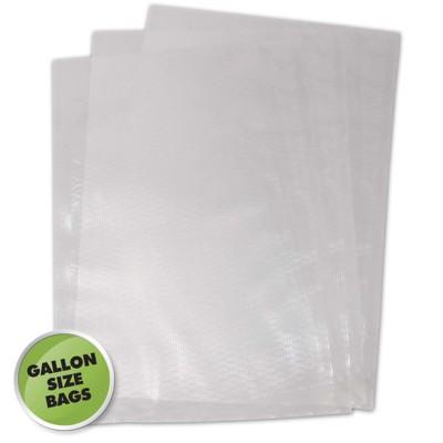 """Weston Gallon 11"""" x 16"""" Vacuum Bags 100 Count"""