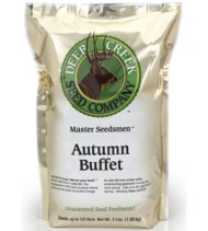 Deer Creek Autumn Buffet Food Plot Mix