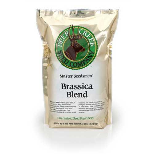 Deer Creek Brassica Blend Food Plot Mix