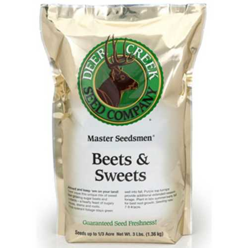 Deer Creek Beets and Sweets Food Plot Mix