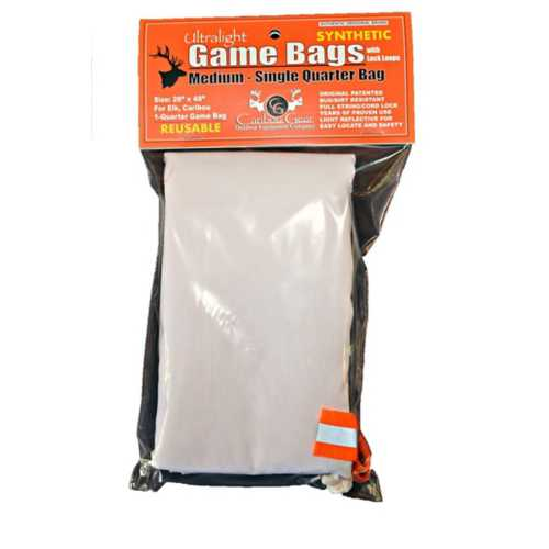 Caribou Gear Elk/Caribou Single Quarter Game Bag