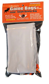 Caribou Gear Moose Single Quarter Game Bag