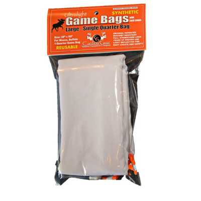Caribou Gear Moose Single Quarter Game Bag