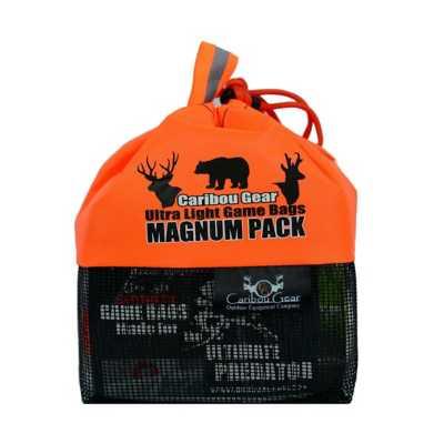 Caribou Gear Magnum Game Bag Pack