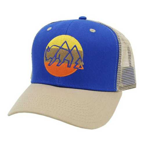 Wild Tribute Sol Trucker Hat