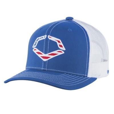 USA Snapback Trucker Hat