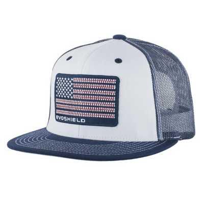EvoShield Flag Patch Snapback Hat