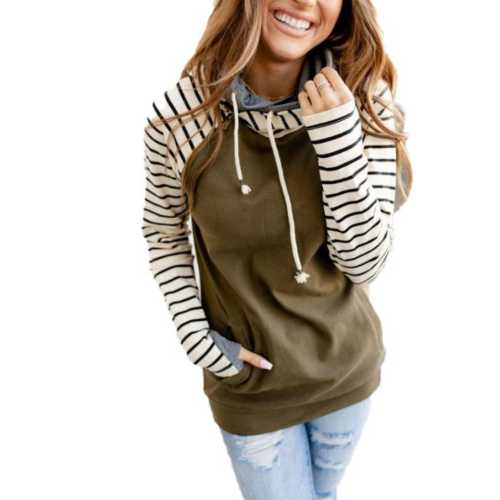 Women's Ampersand Ave Olive You Sweatshirt