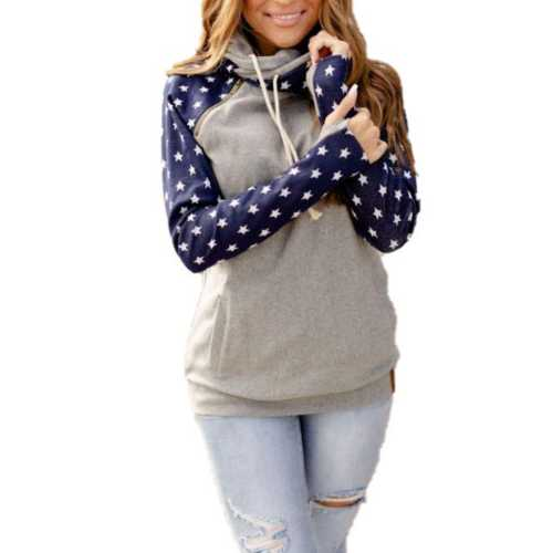 Women's Ampersand Ave Star Sweatshirt
