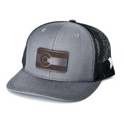 Men's Branded Bill Midnight 38 Curved Trucker Hat