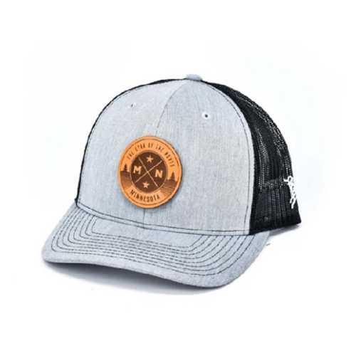 Men's Branded Bill MN North Stars Trucker Hat