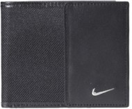Nike Leather Tech Twill Billfold Wallet
