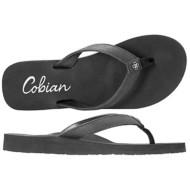 Womens Cobian Skinny Bounce Flip Flops