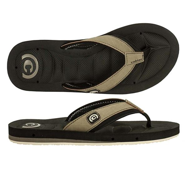 55bbfd7ae0f ... Men s Cobian Draino 2 Flip Flop Sandals Tap to Zoom  Cement