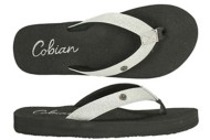 Womens Cobian Cancun Bounce Flip Flops