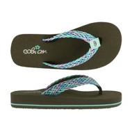 Preschool Girls' Cobian Lil Lalati Flip Flop Sandals