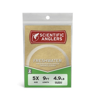 Scientific Anglers Freshwater Premium Tapered Leader