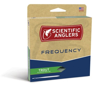 Scientific Anglers Frequency Trout Floating Line