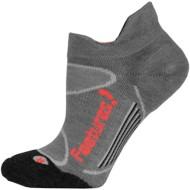 Feetures Merino No Show Tab Athletic Running Socks