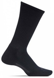 Men's Feetures Casual Rib Cushion socks