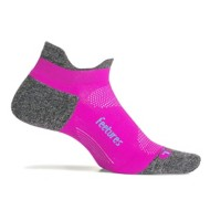 Feetures Elite Light Cushion No Show Tab Athletic Running Socks