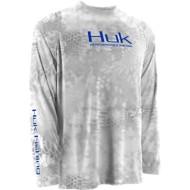 Men's Huk Kryptek Raglan Long Sleeve T-Shirt