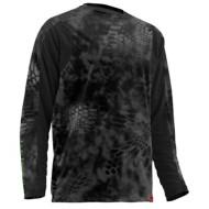 Men's Huk Trophy Kryptek Long Sleeve T-Shirt