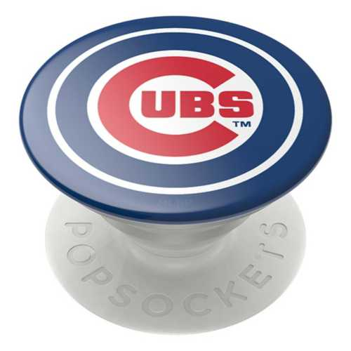 Pop Sockets Chicago Cubs Swappable Phone Accessory