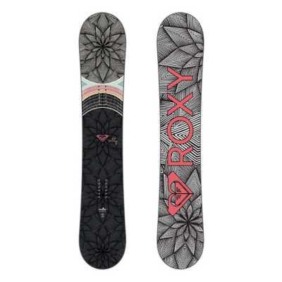 Women's Roxy Ally Banana Snowboard 2019