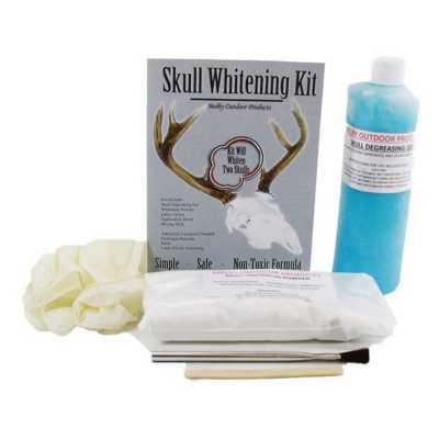 Melby Outdoors Skull Whitening Kit