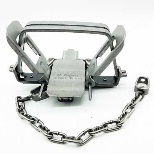 Bridger (2-Coil) Dogless Trap #3