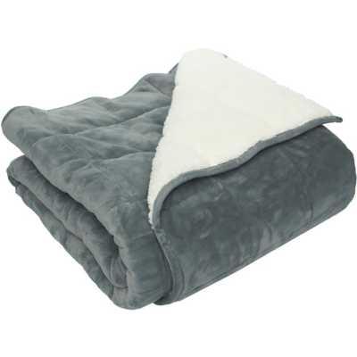 Montauk Weighted Throw Blanket